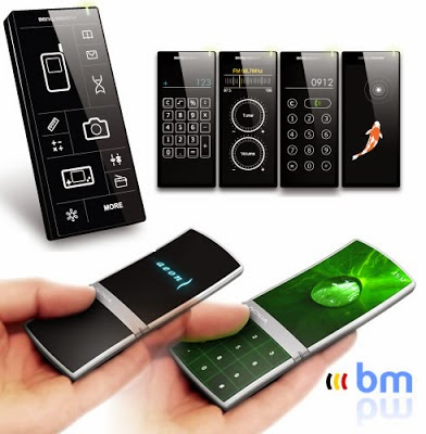 most unik phone design, handphone aneh nokia aeon