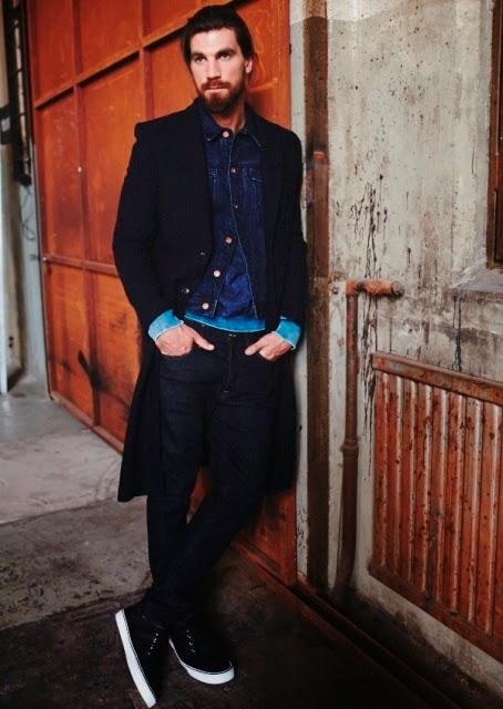 H&M Conscious Denim, go green, wear jeans, wear denim, for men