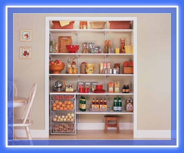 Bonito Construir Despensa De La Cocina Armario Ideas Ideas Del