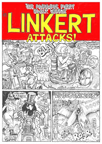 Linkert Attacks UK. June 28, 29 and 30th.
