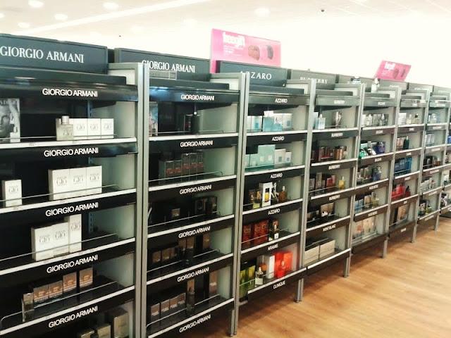 Loja Ulta Beauty Perfumes