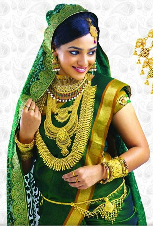 Kerala Wedding Jewellery Photos Muslim Wedding Jewellery
