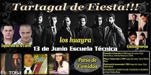 Tartagal de Fiesta - 13 de Junio