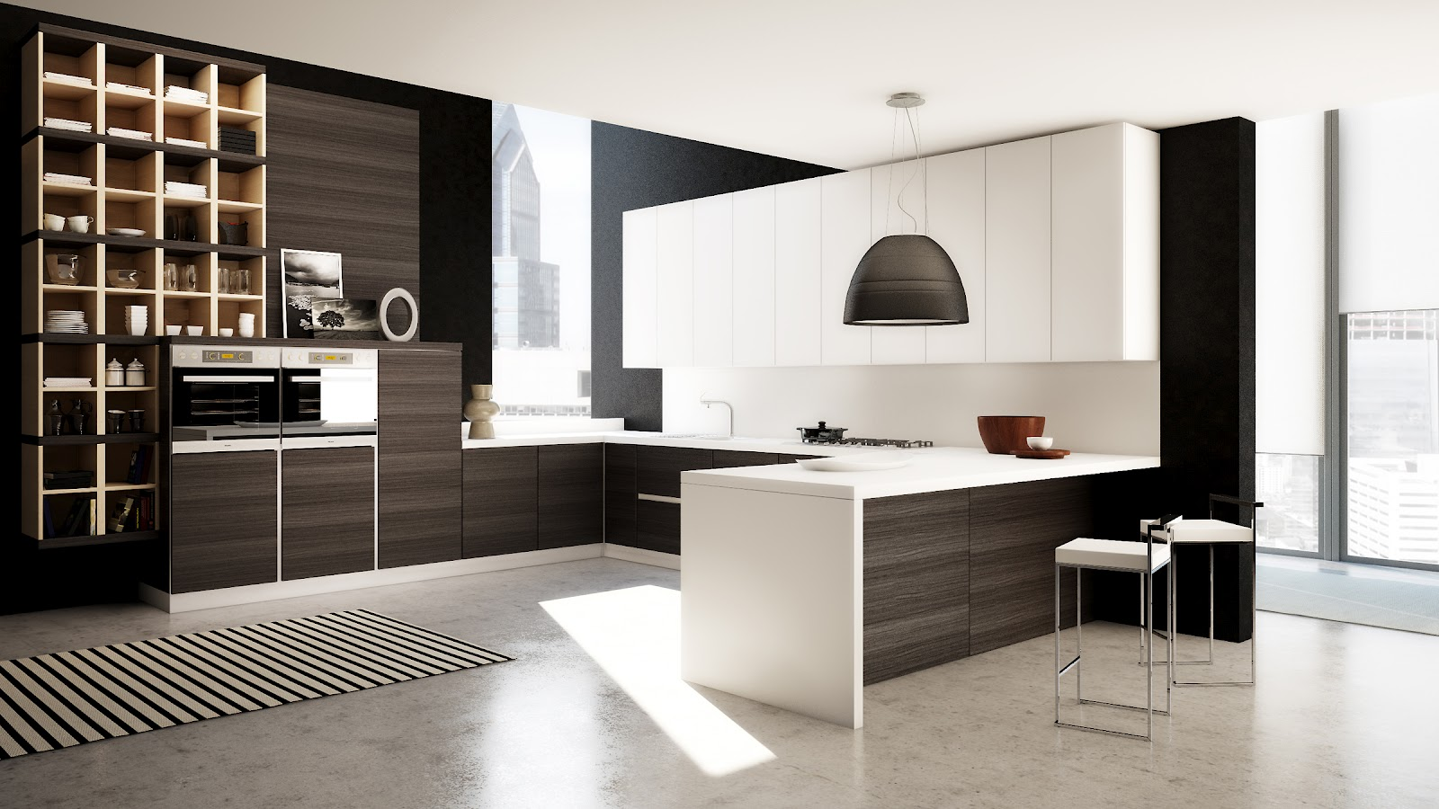 Catalogue kitchen inspirations area for Cuisine 3d max