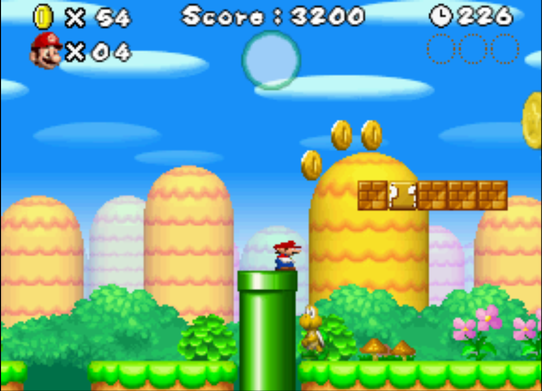 Download New Super Mario Bros (5.15 MB)