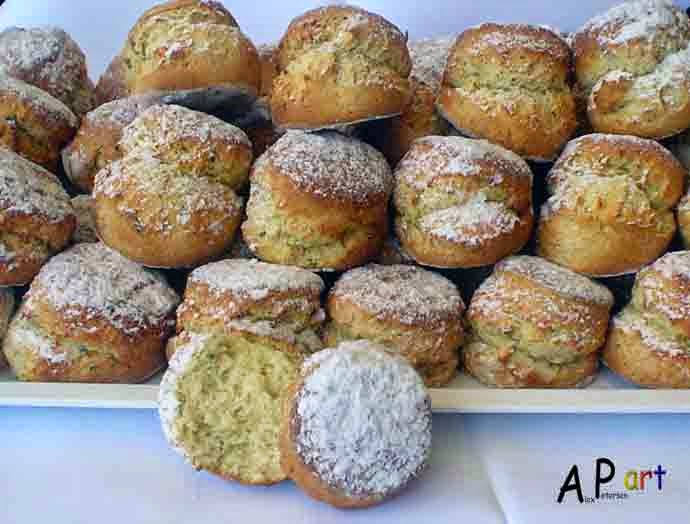 how to make scones with 4 ingredients