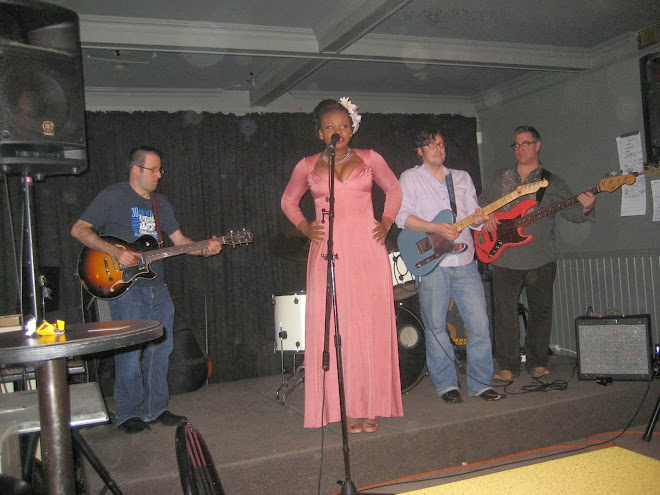 Ria Reece band comes to jam