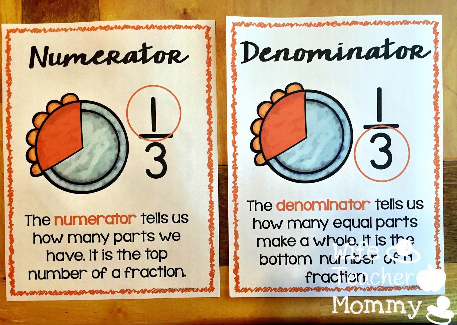 math worksheet : thanksgiving fractions area and circumference and punny cards  : Thanksgiving Fraction Worksheets