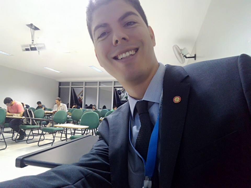 Professor em faculdades de Direito