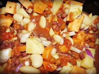 vegetarian, slow cooker