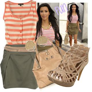 Kim kardashian style 2013