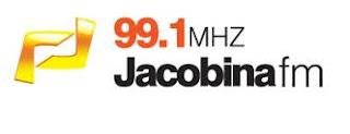 ouvir a Rádio Jacobina FM 99,1 Jacobina BA