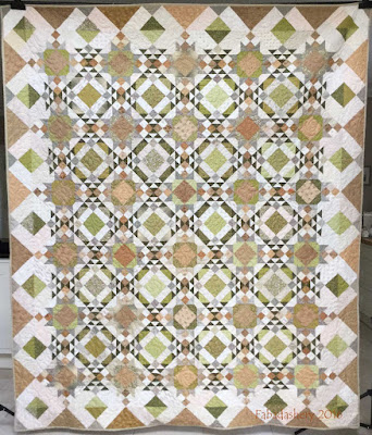 Allietare Bonnie Hunter Mystery Quilt 2015
