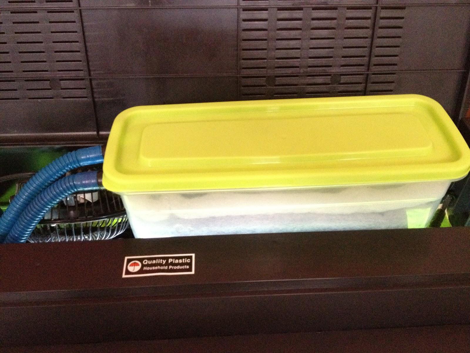 Aquabie diy filter box for Aquarium heizung