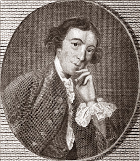 Maria's uncle, Horace Walpole
