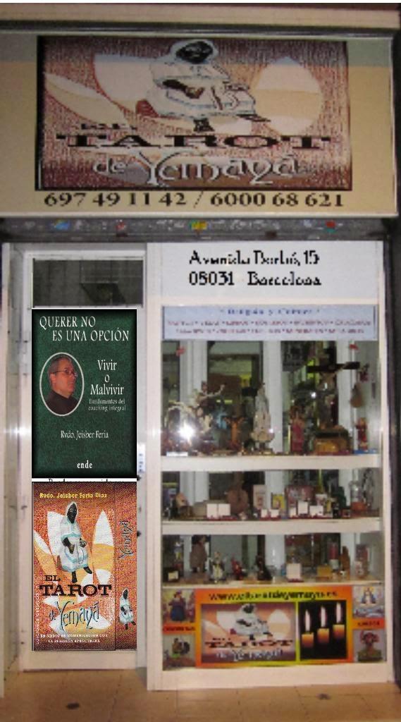 Fabrica y Tienda, El Tarot de Yemaya
