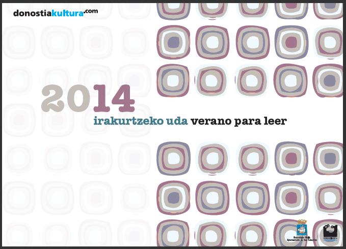 Irakurtzeko uda | Un verano para leer