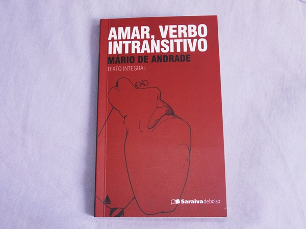 Esteves Where?: Compras: livros Amar, Verbo Intransitivo e