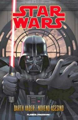 Portada de Star Wars: Darth Vader y el noveno asesino