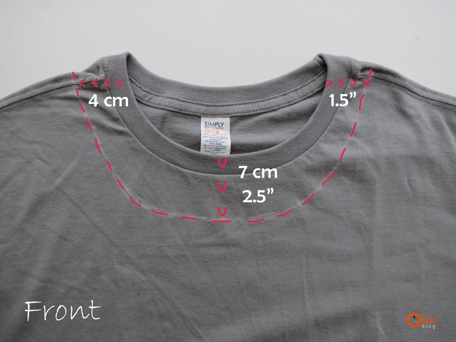 Customized T Shirt Ohoh Blog