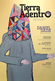 Magazine Cover for Tierra Adentro