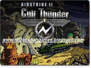 Oberon airstrike 2 gulf thunder