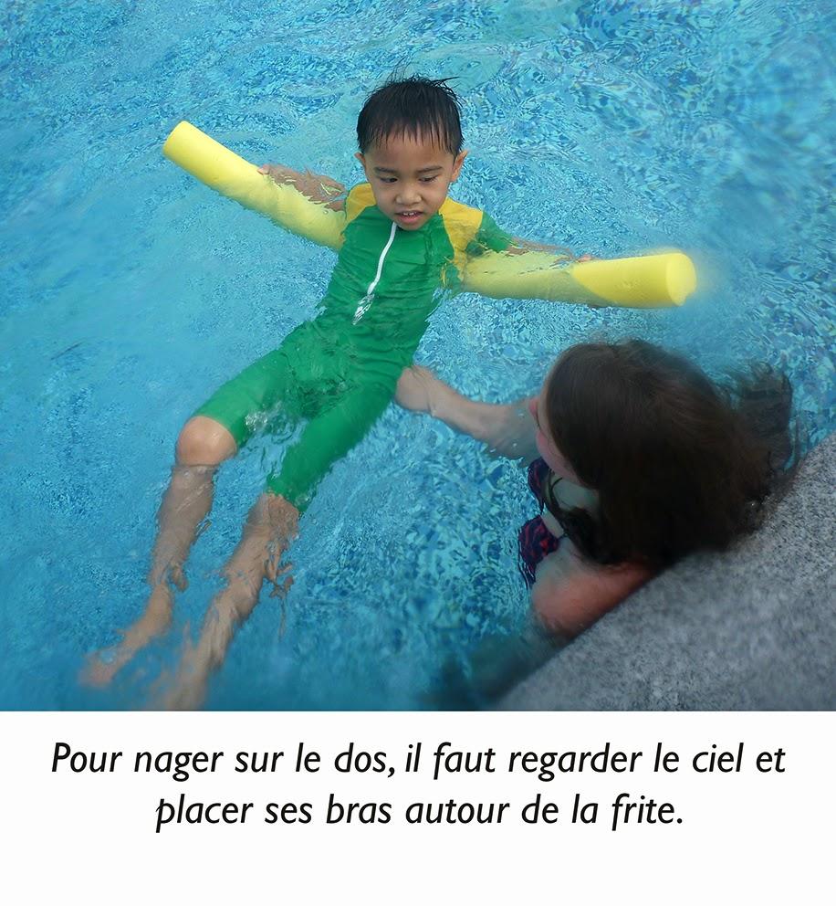 Activit s scolaires et p riscolaires de la gs enfin la for A la piscine translation