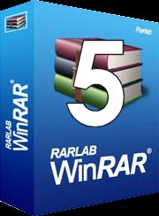 WinRAR 5 RARLab