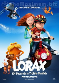 O Lorax – Em Busca da Trúfula Perdida – Torrent (2012) 720p | 1080p Dublado – Download