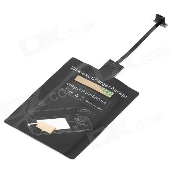 internet 39 s best secrets qi wireless charger adapter for. Black Bedroom Furniture Sets. Home Design Ideas