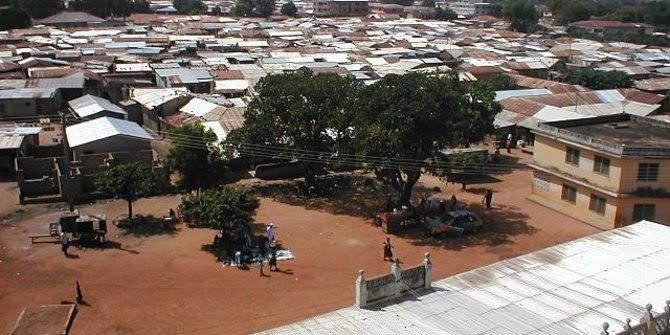 Ho , Ghana