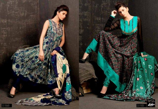 Rivaj and Libas eid Summer dresses 2012 by zohaib textile