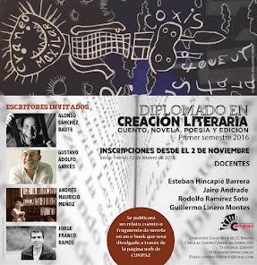Diplomado de Escritura en Bogotá