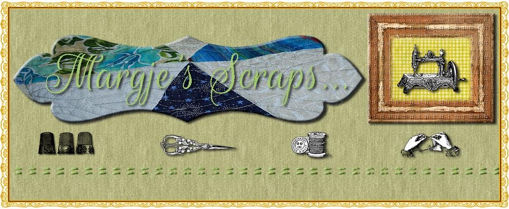 Margje's scraps
