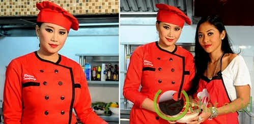 Chef Reenee Tandjung