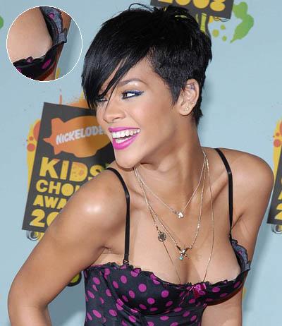 Rihanna Nip Slip PYGOD BLOG PORN