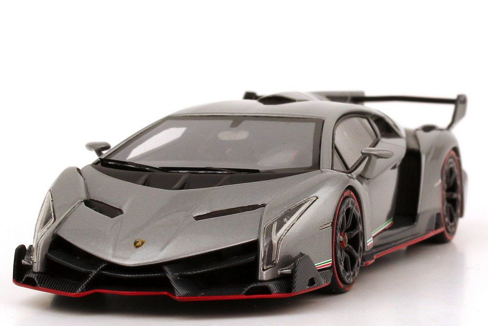 lamborghini veneno im ma stab 1 43 scharfe kanten von looksmart modellauto news. Black Bedroom Furniture Sets. Home Design Ideas