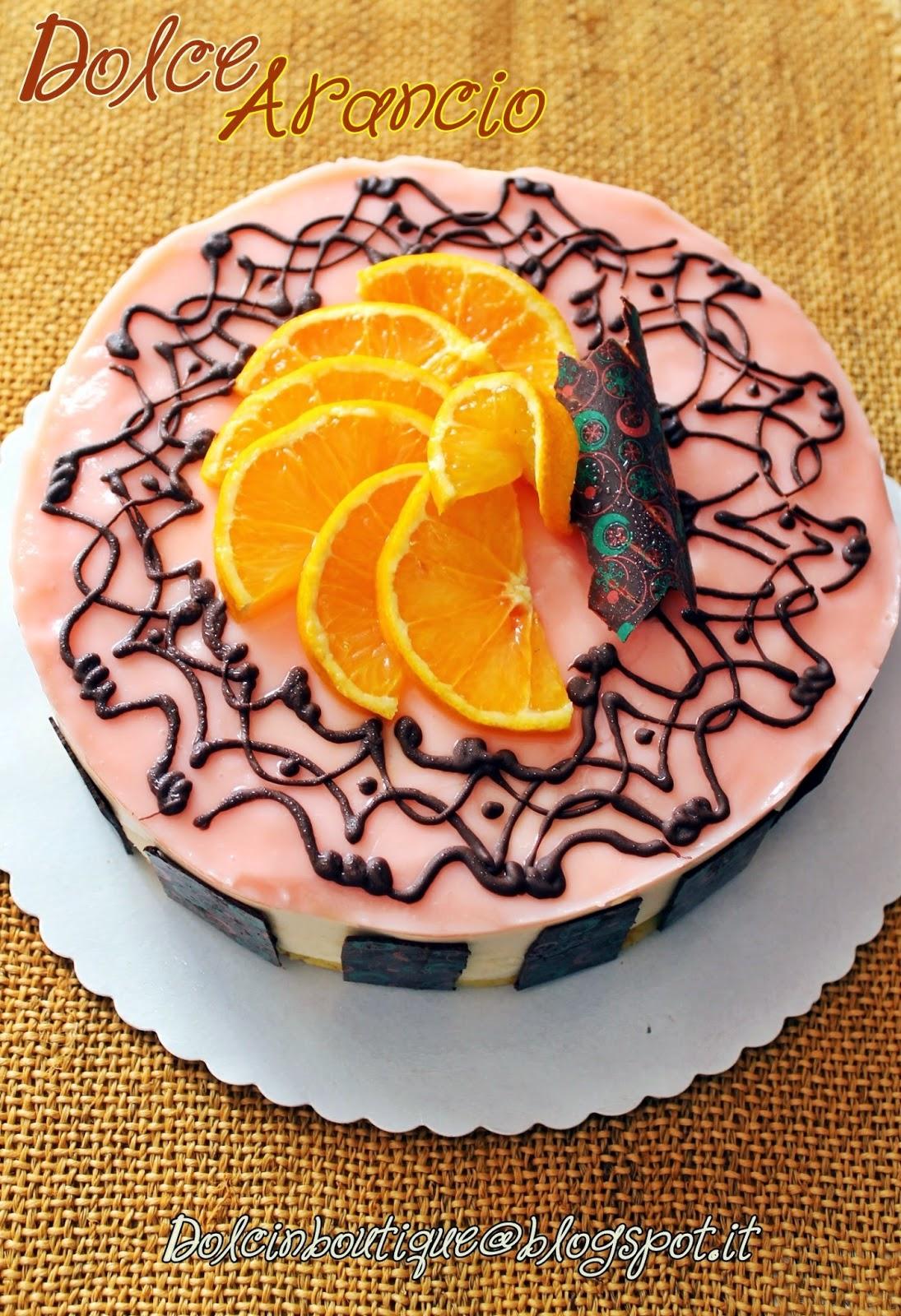 dolce arancio insieme all' airc