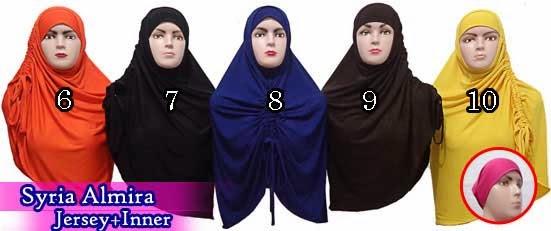 Grosir jilbab instan sudah banyak yang jualan