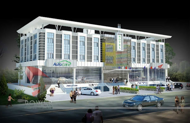 3d Mall Design,3d architectural rendering,3d animation