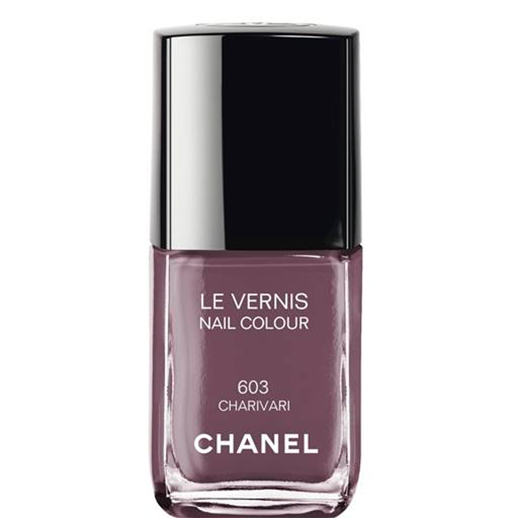 Chanel le Vernis nail colour 603 in Charivari