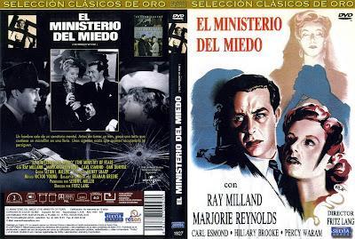 El ministerio del miedo - Fritz Lang
