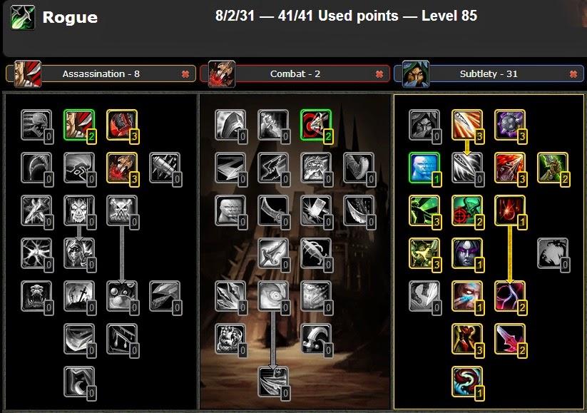 Stun lock Subtlety Wow Macro   Macro for Wow   Warcraft Macro