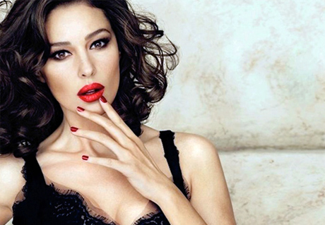 Dolce and Gabbana Monica Bellucci Lipstick Collection