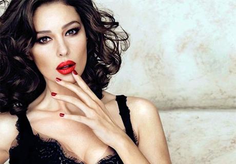 Dolce and Gabbana Monica Bellucci Lipstick Collection