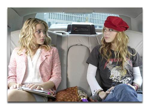ashley olsen and mary kate movies New York Minute Movie Mary Kate