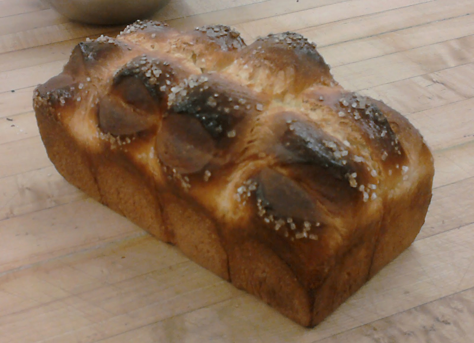 Challah and Pain Brioche | Smell the Butter
