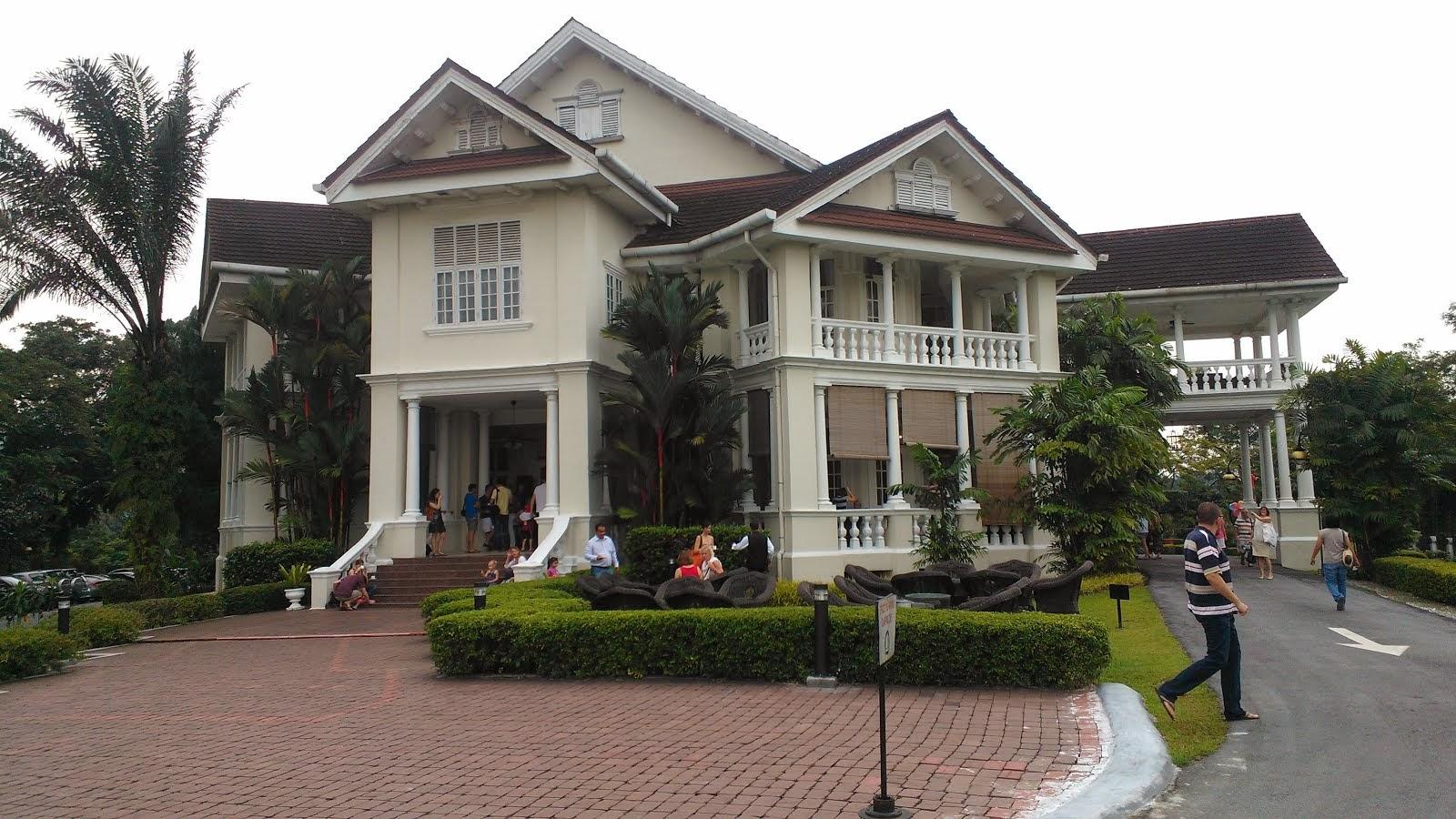 Carcosa Sri Negara Hotel & Restaurant