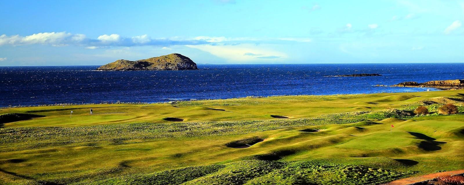 Scottish golf events 2015