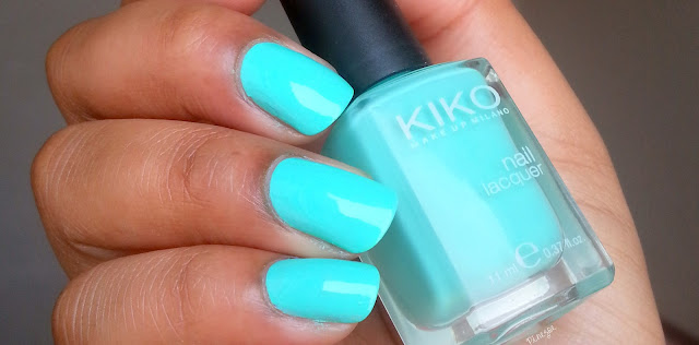 Kiko 389 - Mint Milk